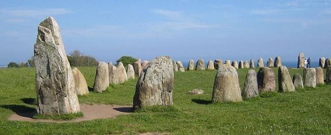 Vikingos rituales / https://commons.wikimedia.org/wiki/File:Ales_stenar_bred.jpg